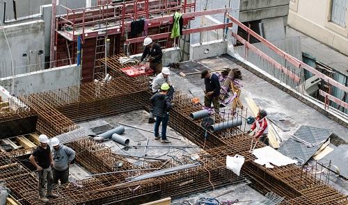 Timelapse de chantier à Lyon